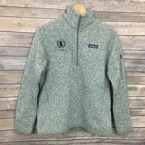"""Patagonia Better Sweater 1/4-Zip Fleece """"SGA"""""""